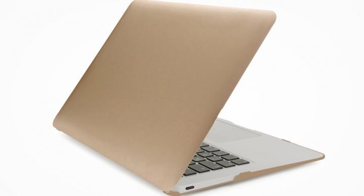 """Tucano Nido y Elements, fundas smartshell para el MacBook 12"""""""