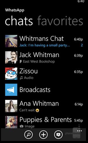 Imagen - Las llamadas de WhatsApp por fin disponibles en Windows Phone