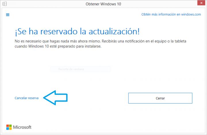 Imagen - Tu ordenador descargará Windows 10 de forma silenciosa