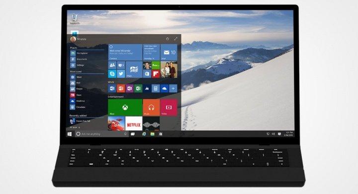 Imagen - La tienda, el correo y OneNote de Windows 10 caídos