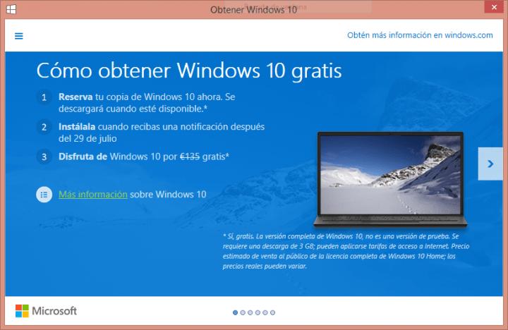 Imagen - Microsoft te avisa sobre cuánto cuesta Windows 10