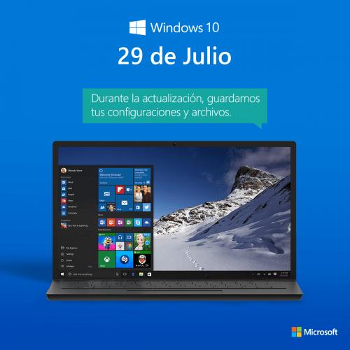 Imagen - Descarga Windows 10, el nuevo sistema operativo ya es oficial
