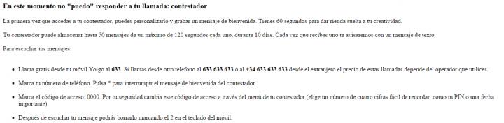 Imagen - El contestador de Yoigo accesible para cualquiera y con posibilidad de hackear WhatsApp