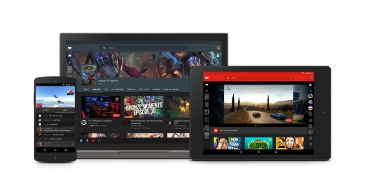 Imagen - Descarga YouTube Gaming, el rival de Twitch