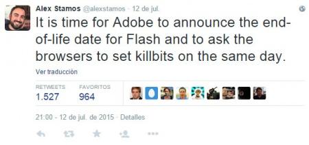 Imagen - Mozilla Firefox bloquea todas las antiguas versiones de Adobe Flash