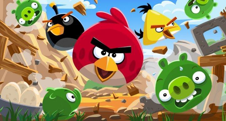 Descarga gratis Angry Birds 2