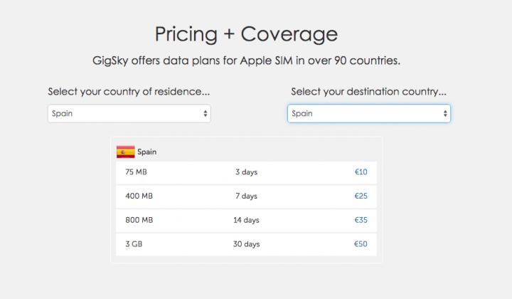 Imagen - Apple SIM aterriza en España