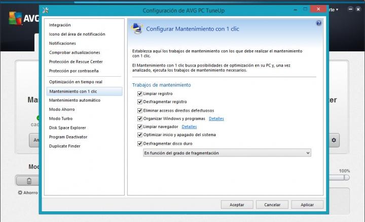 Imagen - Review: AVG PC TuneUp, el programa definitivo para mantener en forma tu PC