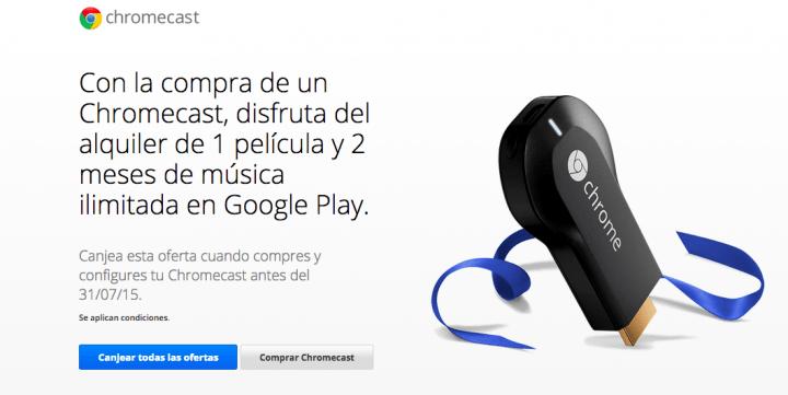 Imagen - Google te hace regalos si tienes un Chromecast, descubre cuáles son los tuyos