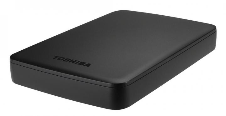 Oferta: Disco duro Toshiba Canvio Basics de 2TB por 76 euros