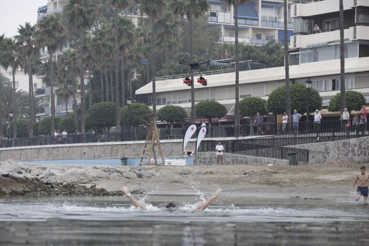 Imagen - Llegan los drones socorristas en las principales playas españolas