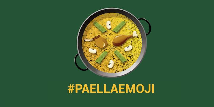 El #paellaemoji llegará a WhatsApp