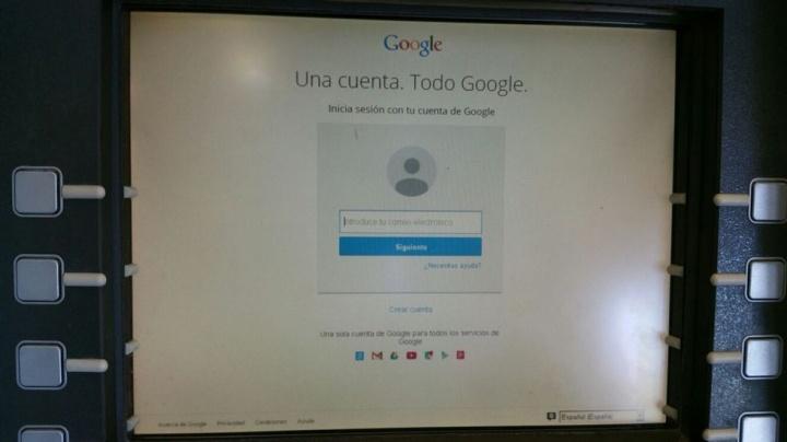 Imagen - Cómo acceder a Google desde un cajero ¡es posible!