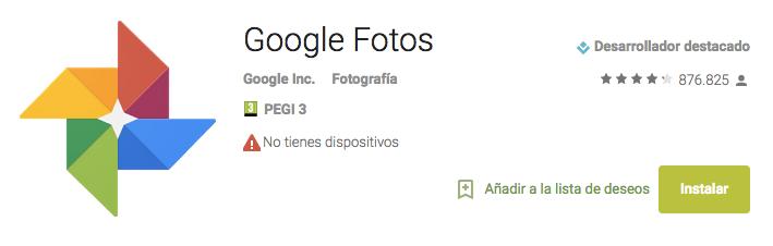 Imagen - Google+ Fotos cierra el 1 de agosto
