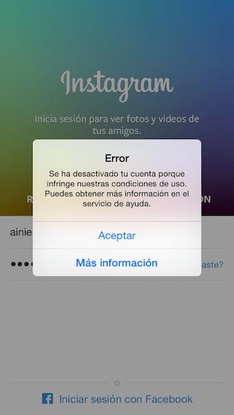 Imagen - Instagram bloquea la cuenta de un desconocido Andrés Iniesta para dársela al jugador