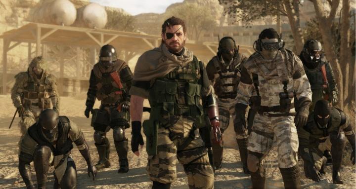 Metal Gear Online por fin llega a PC