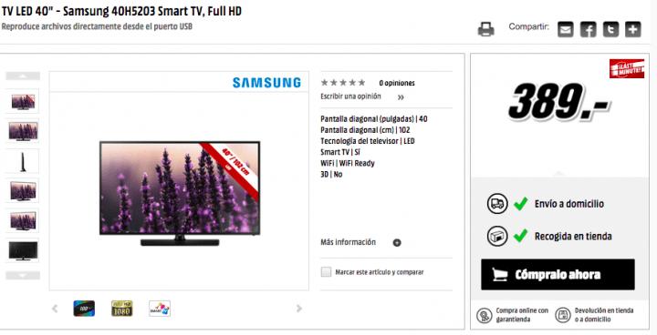 Imagen - Descubre las mejores ofertas de Media Markt, solo hasta el 29 de julio