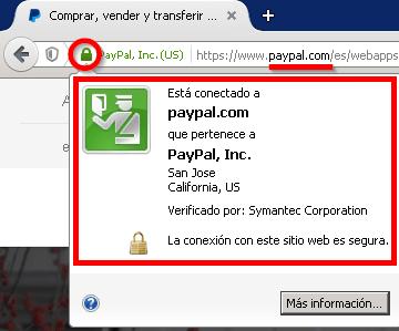 Imagen - Descubren una peligrosa falsificación de PayPal