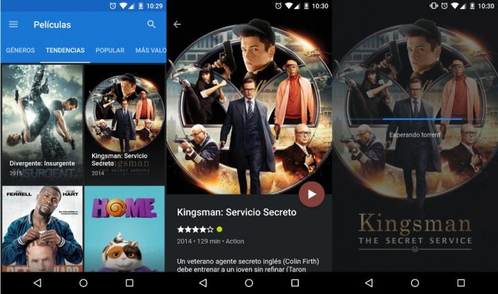 Imagen - Descarga Popcorn Time con subtítulos para Chromecast