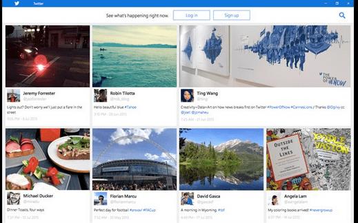 Imagen - Descarga el renovado Twitter para Windows 10