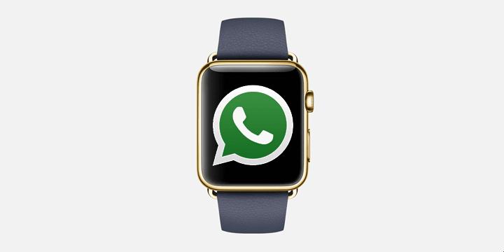 WhatsApp será compatible con el Apple Watch