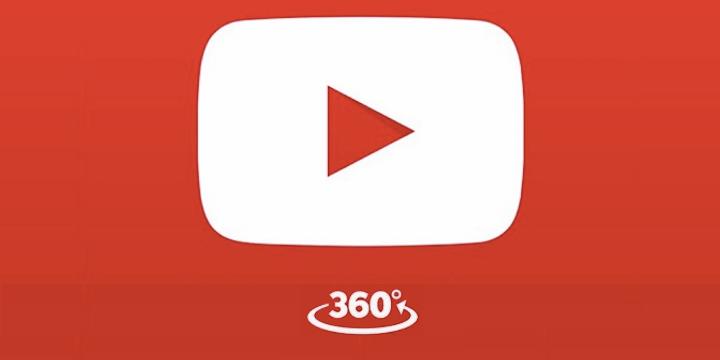 YouTube estrena anuncios de 360 grados