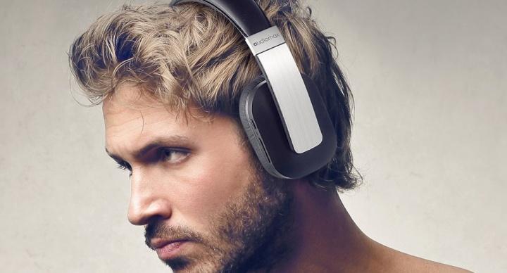 Review: AUDIOMAX HB-8A, unos auriculares Bluetooth de lujo a un precio ajustado