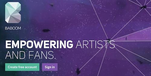 Imagen - Baboom, la nueva alternativa a Apple Music y Spotify de Kim Dotcom