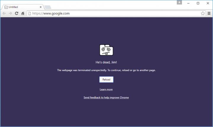 Imagen - Repara Google Chrome en Windows 10