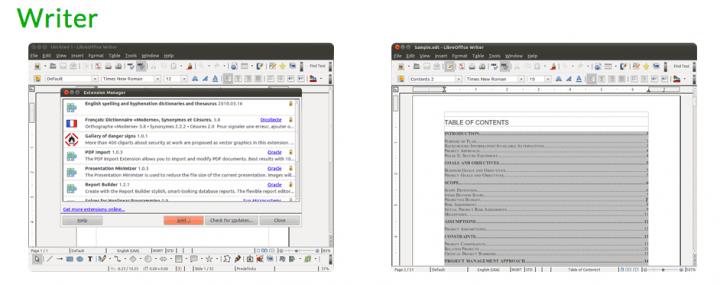 Imagen - Descarga LibreOffice 5, la suite ofimática renovada y gratuita
