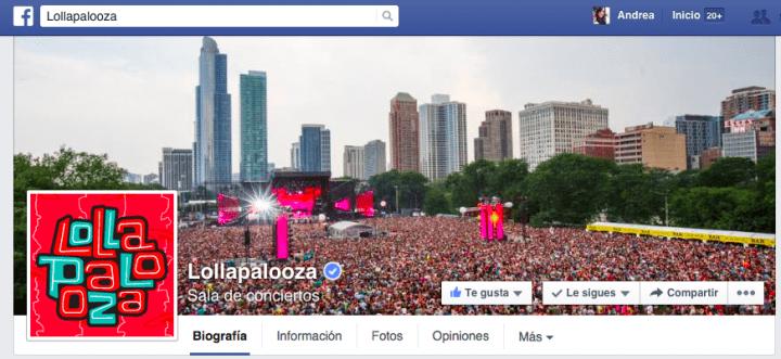 Imagen - Facebook ya permite ver eventos en directo