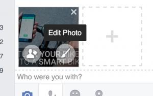 Imagen - Facebook añade filtros fotográficos, stickers y editor de fotos