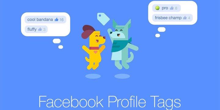 Facebook añadirá tags de personalidad en los perfiles