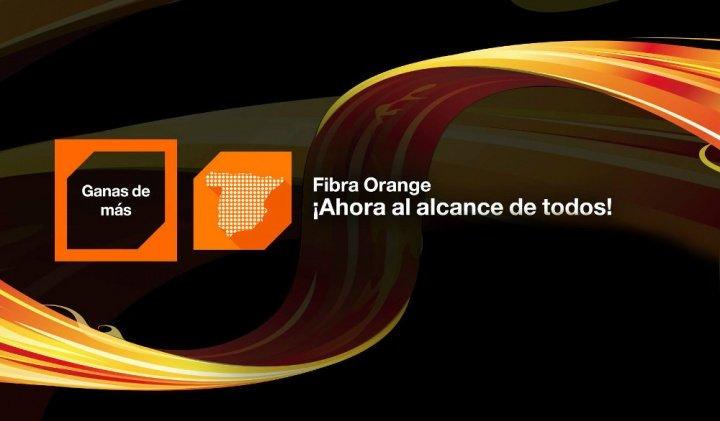 Imagen - Orange lanza su nueva oferta de fibra óptica hasta 300 megas simétricos
