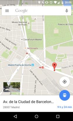 Imagen - Descarga Google Maps 9.13 para Android con cambios significativos