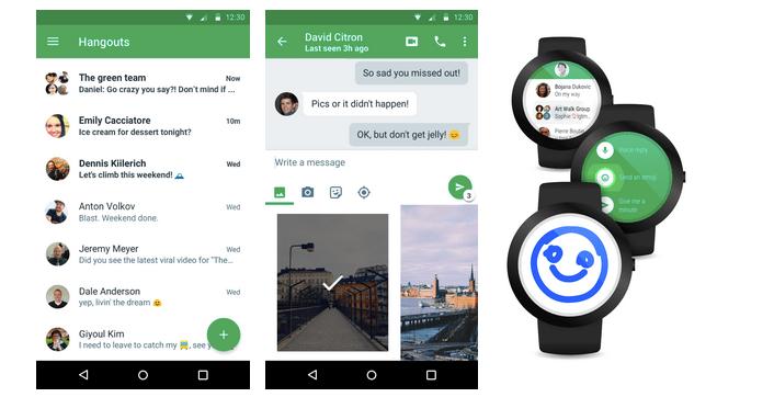 Imagen - Google podría lanzar otro servicio de mensajería