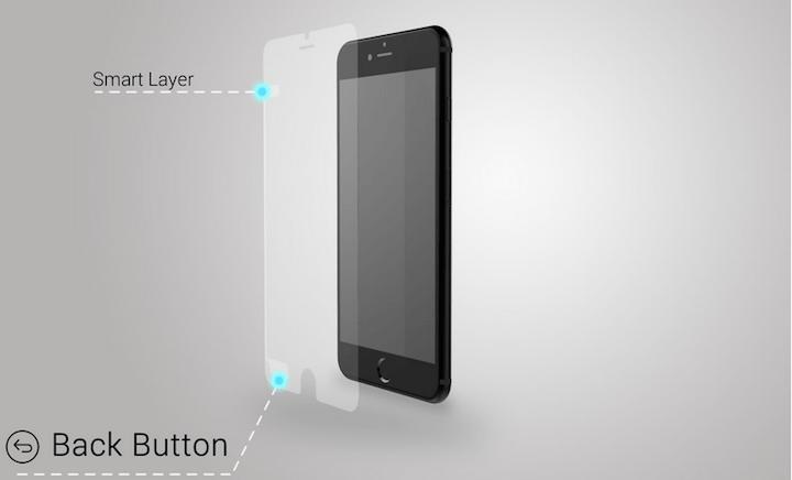Imagen - Halo Back, descubre el protector de pantalla inteligente para el iPhone