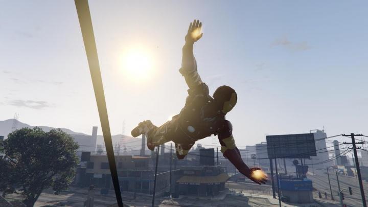 Imagen - Instala el mod Iron Man para GTA 5