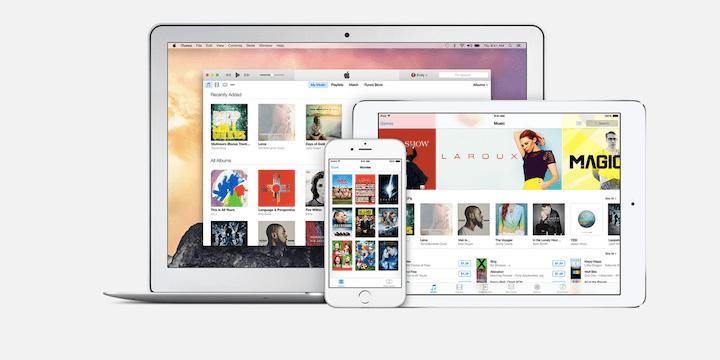 Descarga iTunes 12.2.2 para Mac OS X y Windows