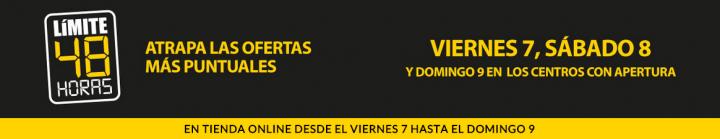 Imagen - Límite 48 horas en El Corte Inglés: ofertas en electrónica