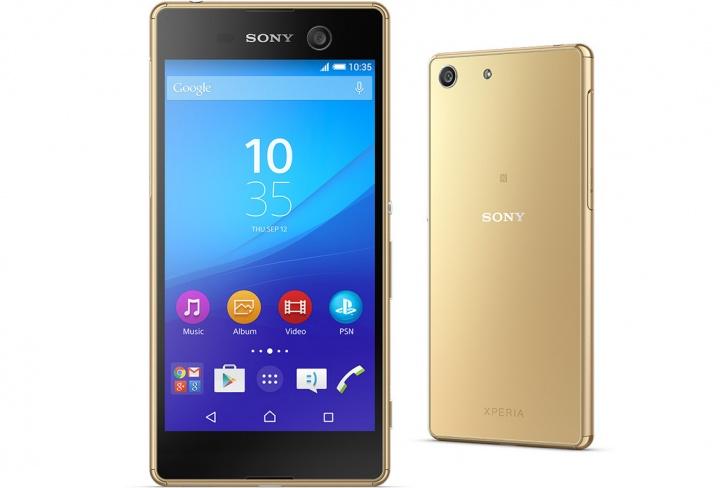Imagen - Sony Xperia M5, el súper gama media ya es oficial