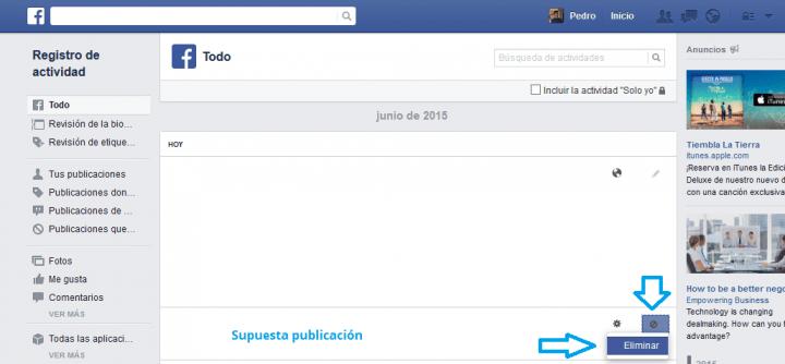 "Imagen - Elimina ""Miniplays"" de Facebook"