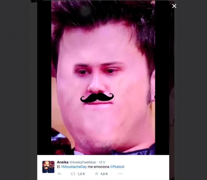 Imagen - #MoustacheDay, el nuevo hashtag viral creado por elrubius