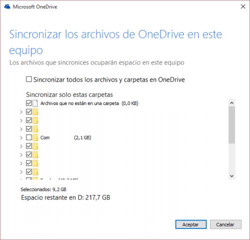 Imagen - OneDrive se reduce a 5GB gratis y acaba con el almacenamiento ilimitado