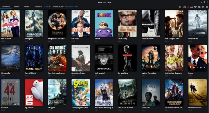Imagen - Popcorn Time presenta una importante vulnerabilidad por la que te pueden hackear