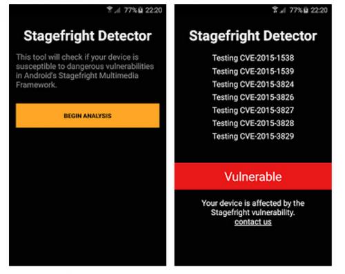 Imagen - ¿Es tu Android vulnerable al grave fallo de seguridad Stagefright?