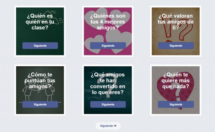 Imagen - ¿Cuál de tus amigas o amigos es una buena/mala influencia? Nueva app viral en Facebook