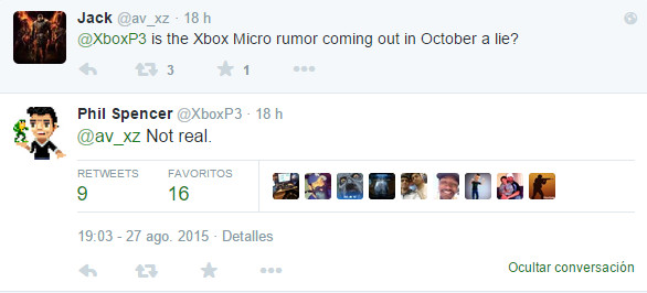 Imagen - Xbox One Mini no saldrá en octubre