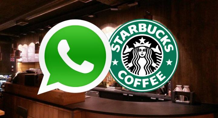 Se extiende una estafa sobre Starbucks por WhatsApp