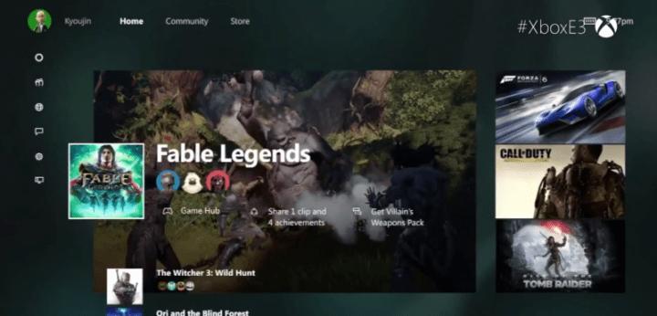 Imagen - Microsoft desvela cuándo llegará Windows 10 para Xbox One